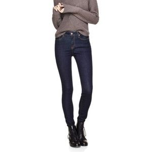 Aritzia | The Castings Mid-Rise Skinny size 24